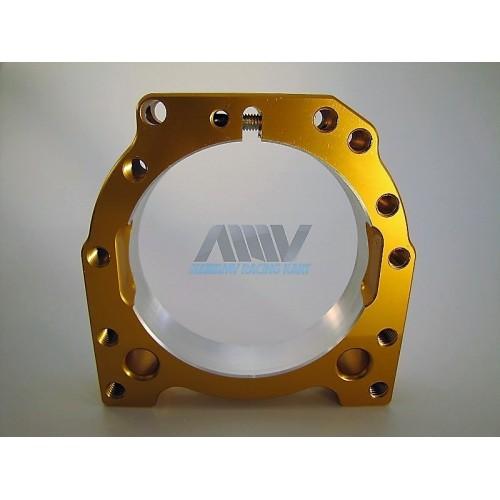 Support roulement SB Aluminium D50/80/90