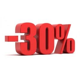 -30% sur toutes les plaquettes de frein