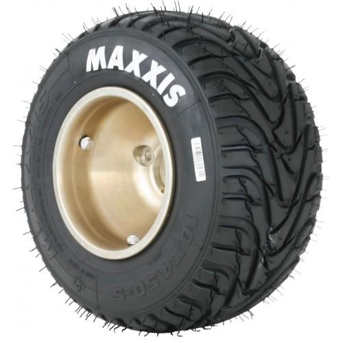 Pneu avant MAXXIS Pluie MW 10X4.50-5 CIK WET