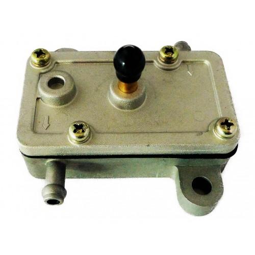 Pompe a essence rectangulaire