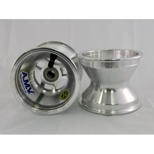 Jante avant aluminium AMV KF (roulement)