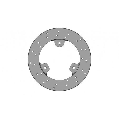 DISQUE DE FREIN 150X13MM MINI PAROLIN - KR - FA KART (MINI - KZ)