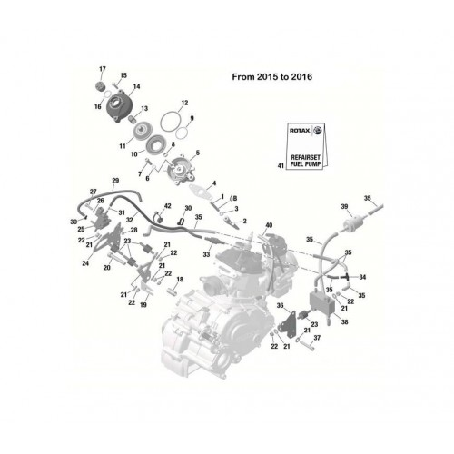 DURITE DE PRESSION-NOIR-420MM