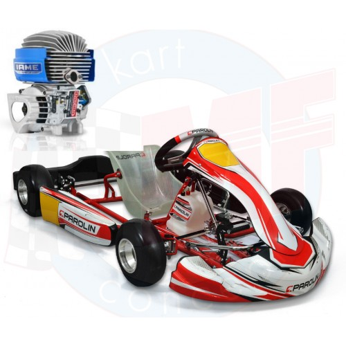 ENSEMBLE PAROLIN MINI MOTORSPORT CIK 2020 MINIME