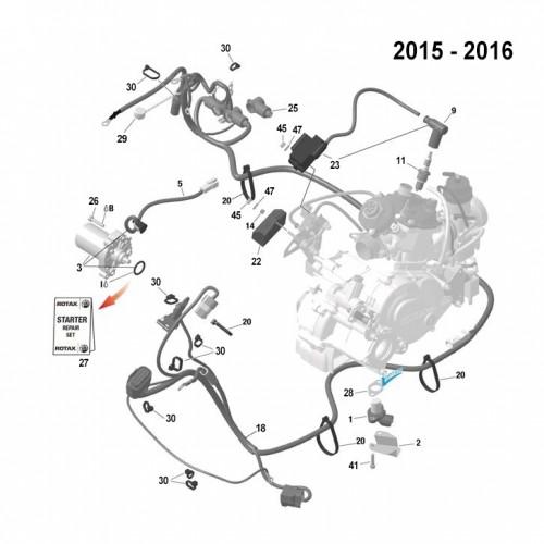 ALLUMAGE-DEMARREUR 2015-2016