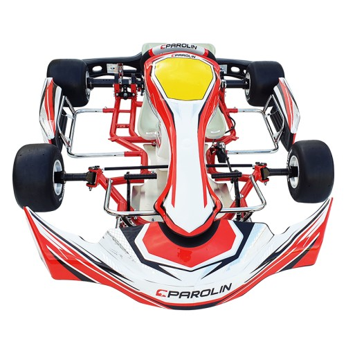 CHASSIS PAROLIN KF-OK-ROTAX- 4 T INVADER 2020 VERSION ECO