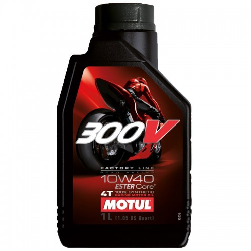 HUILE MOTUL 300V FL ROAD RACING