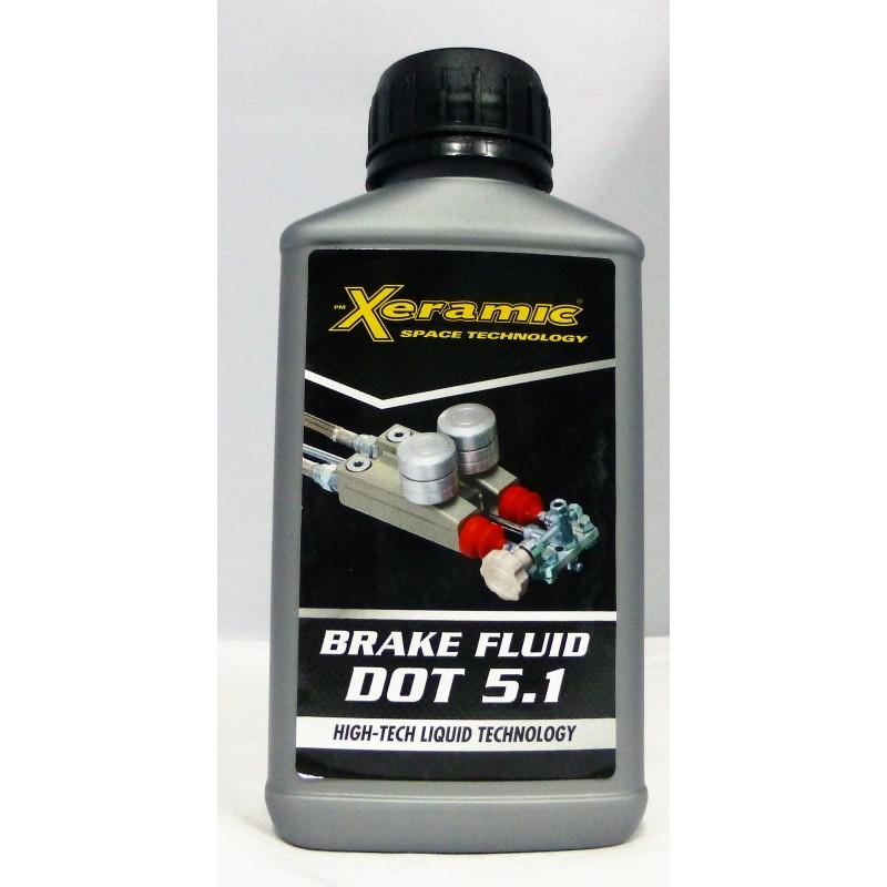Liquide de frein DOT 5.1 XERAMIC  (500ml) OTK
