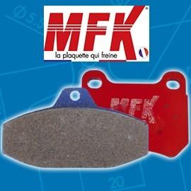 Plaquettes MFK arrière